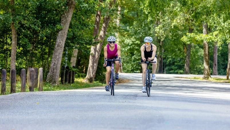 bike trails houston - Memorial Park